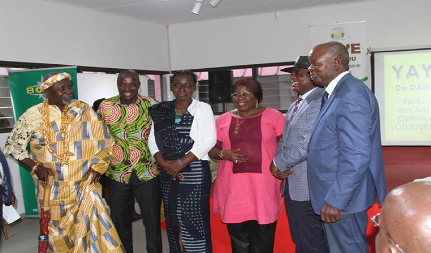 La 3è édition du Yaye, festival des arts et culture de Lodjoukrou de Dabou